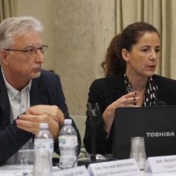 Cristina Montefusco e Salvatore Ippolito