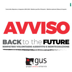 Back to the Future Avviso GUS