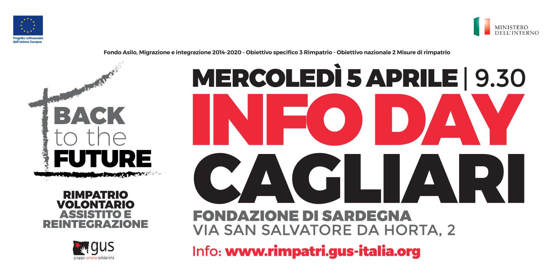 Info Day Cagliari